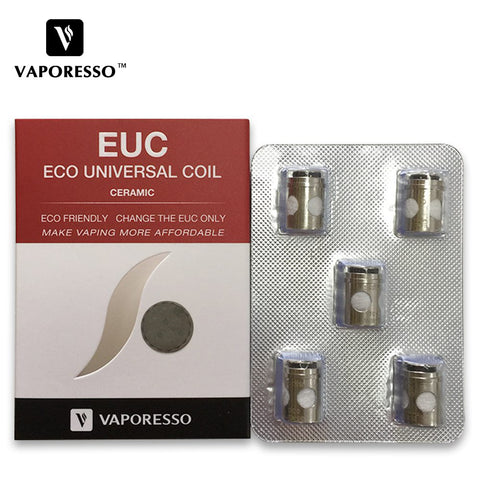 EUC Ceramic - 0.5 ohms