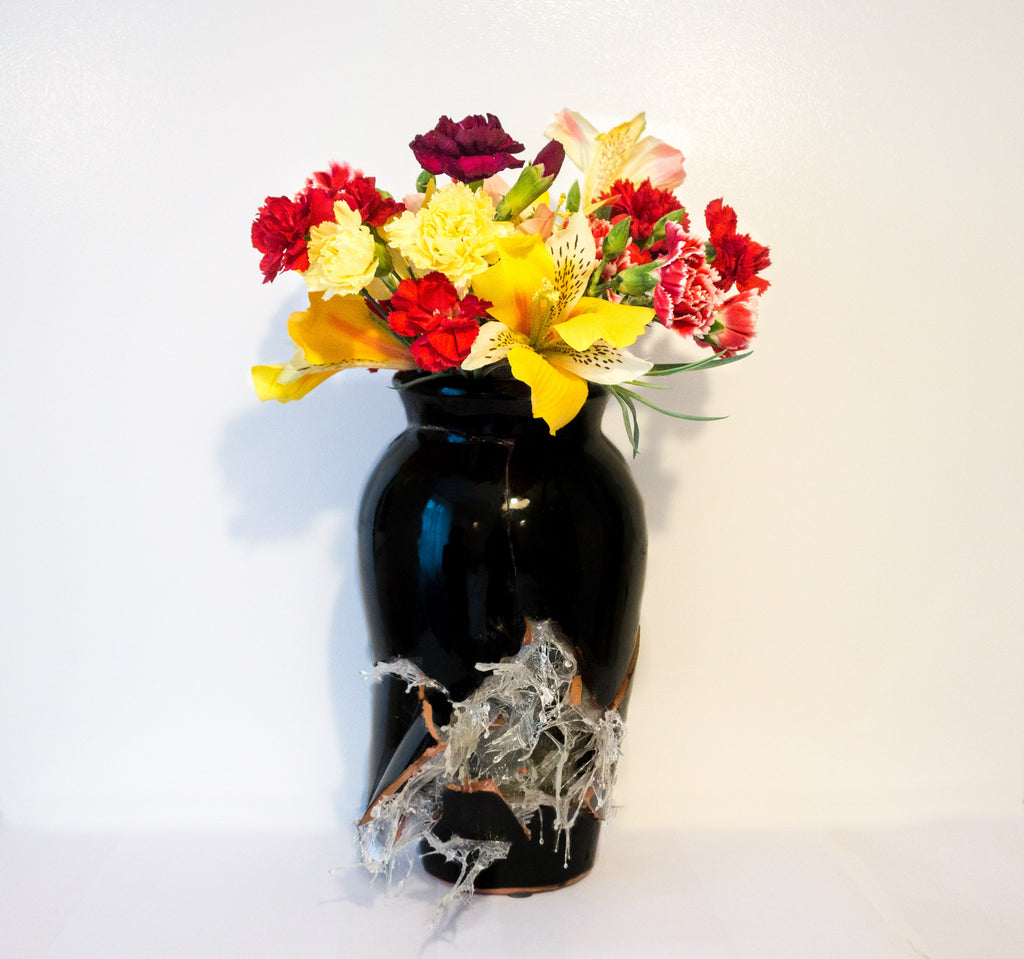 Dynamite Vase Front View
