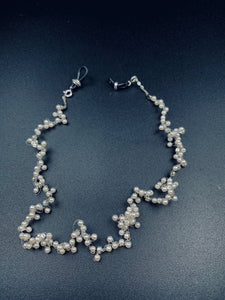 White Pearls Sunglasses Chain