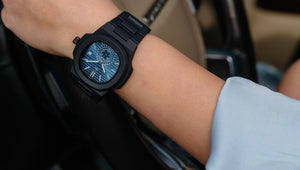 The Chrono Blue