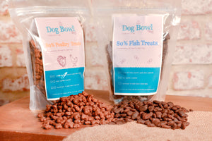 The Dog Bowl Deli Fish Training Treats
