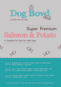 Super Premium Salmon & Potato