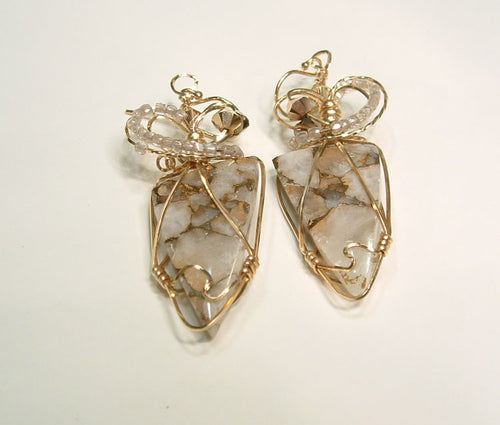 Castilla Drop Earrings