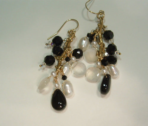 Aquitaine Drop Earrings