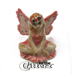 Rose Fairy Porcelain Miniature