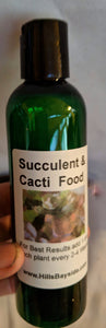 Succulent and Cacti Food