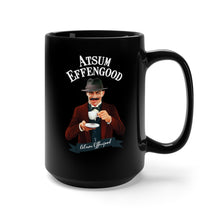 Atsum Effengood Black Mug-Original - Atsum Effengood Coffee