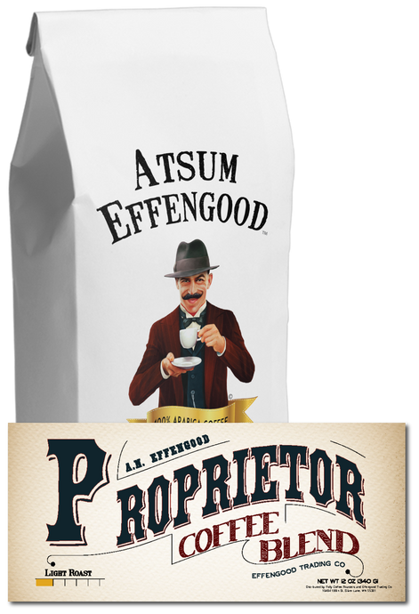 Proprietor's Blend (Light) - Atsum Effengood Coffee