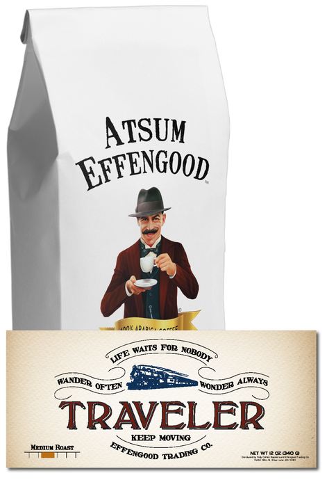 Traveler (Medium) - Atsum Effengood Coffee