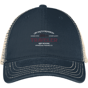 Effengood Traveler Mesh Back Cap