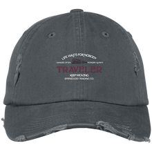 Effengood Distressed Cap - Atsum Effengood Coffee