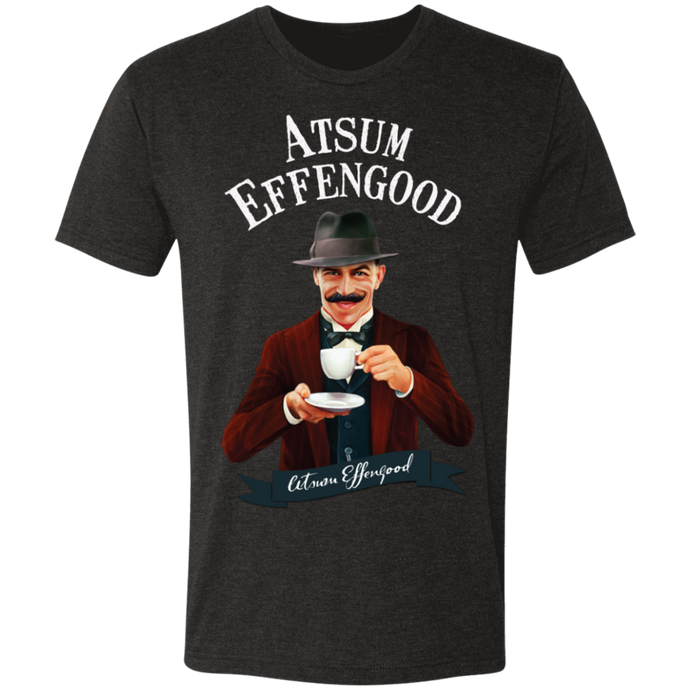 A.N. Effengood Men's Triblend T-Shirt