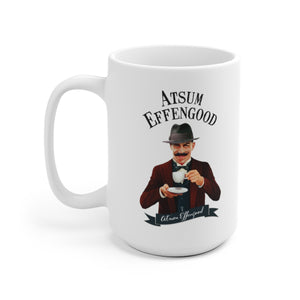 A. N. Effengood Mug - Atsum Effengood Coffee