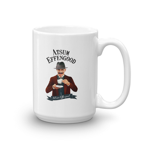 The Traveler's Mug - Atsum Effengood Coffee