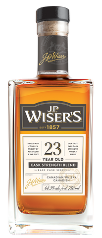 J.P. Wiser's 23 Year Old Cask Strength Blend Canadian Whisky