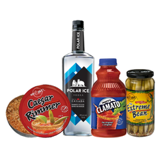 Polar Ice Vodka Caesar Bundle