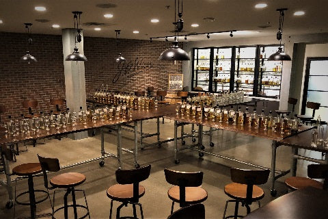Whisky Blending Class - December 20, 2019