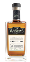 J.P Wiser's Seasoned Oak Canadian Whisky