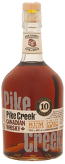 Pike Creek Double Barreled Canadian Whisky