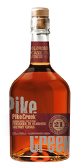 Pike Creek 21 Year Old Oloroso Sherry Cask Finish Canadian Whisky