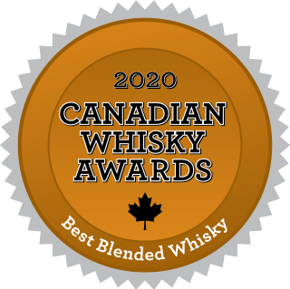 2020 CWA Best Blended Whisky