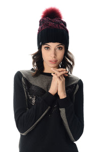 Tuque Emily prune