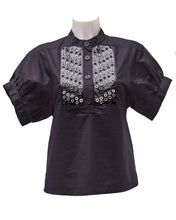 Cacharel :blouse embellished