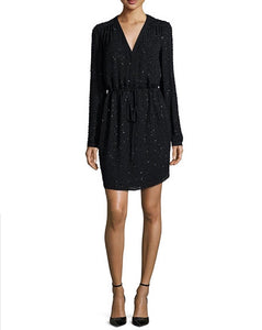 Diane von Furstenberg Shirley dress embellished size US10/40NL