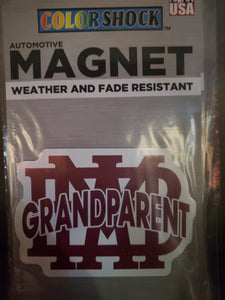 MBA Grandparent Magnet