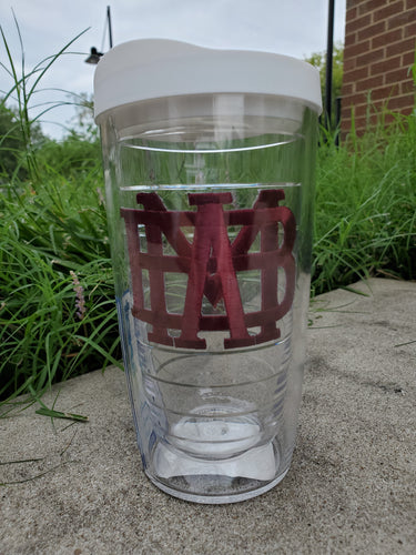 MBA Tervis Tumbler 16oz with Lid