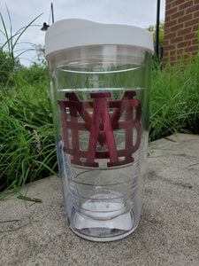 MBA Tervis Wavy Tumbler 10oz with Lid