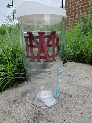 MBA Tervis Tumbler 24oz with Lid