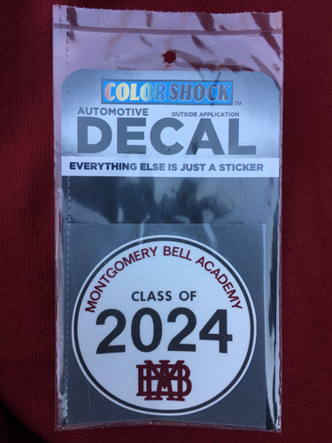 2024 Decal