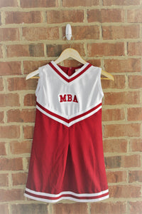 MBA Cheerleader dress