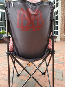Top Dog Sideline/Camp Chair Gray