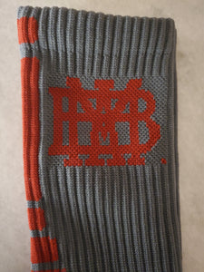 Gray Crew Socks