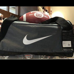 Nike Black Brasilia Medium Duffel Bag