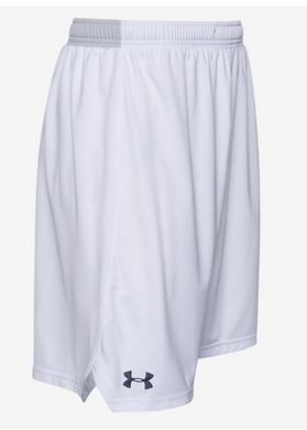 Under Armour Adult WHITE Pocketed short
