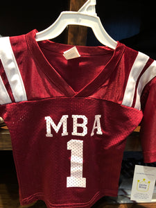 Youth MBA Football Jersey