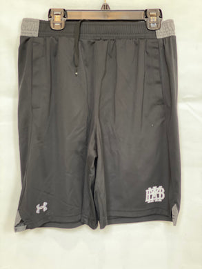 Under Armour Adult Youth Black Pocketed Locker Shorts