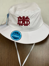 Imperial White Geysir Bucket Hat with Waffle Logo