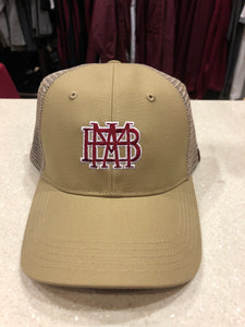 Carhartt Tan Trucker Hat