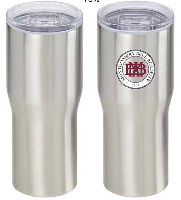 Stainless Steel Insulated Tumbler with Lid 16oz