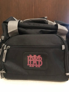 MBA Lunch Box - Cooler  Black with MBA Waffle