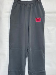 Pennant Adult and Youth Charcoal Gray Sweatpants