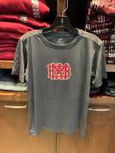 Youth SS Dri Fit T shirt grey or red