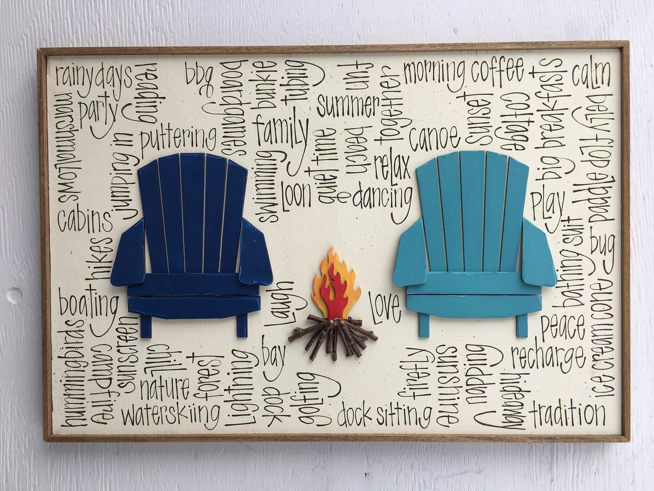 Campfire Chair Duo