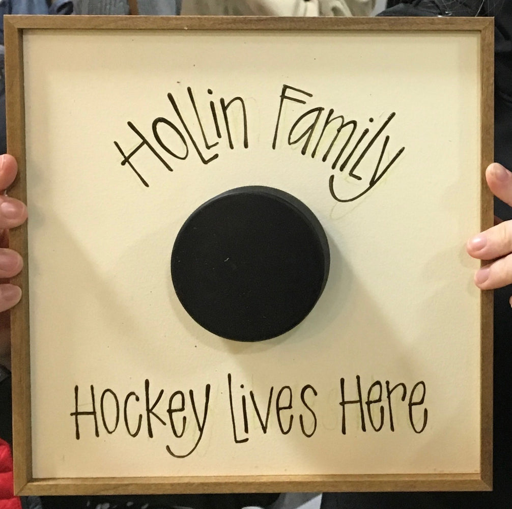 Hockey Lives Here