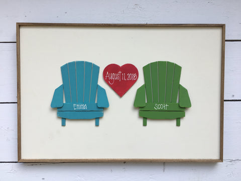 Quiet 2 Chairs