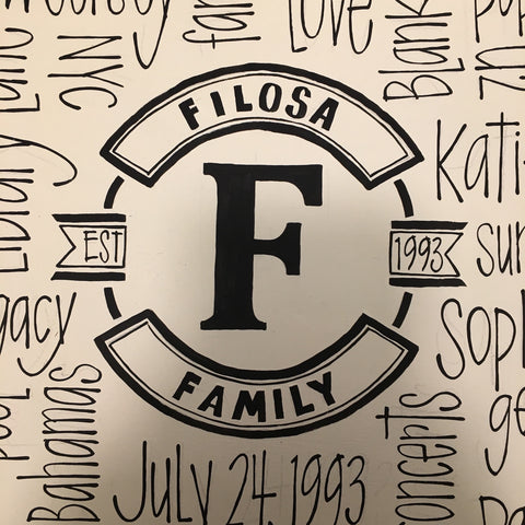 Huge Family Logo